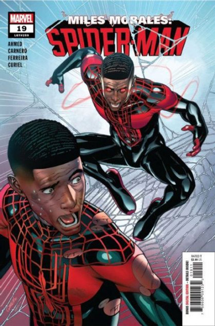 Marvel Miles Morales: Spider-Man #19 Comic Book