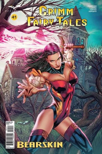 Zenescope Grimm Fairy Tales, Vol. 2 #41A Comic Book