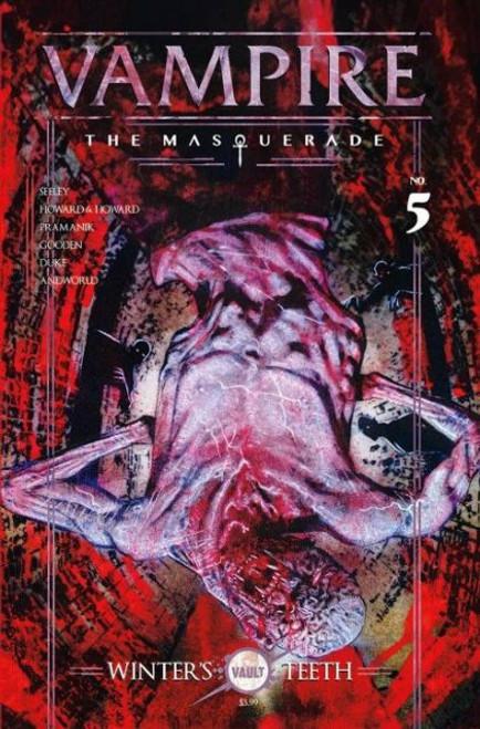 Vampire: The Masquerade (Vault Comics) #5A Comic Book