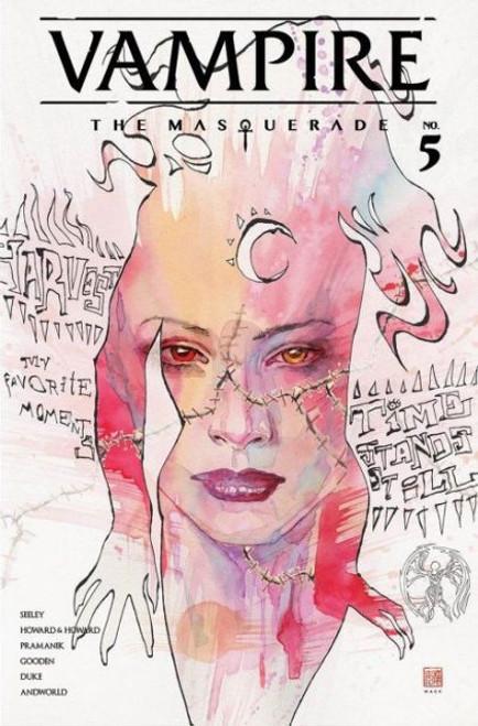 Vampire: The Masquerade (Vault Comics) #5B Comic Book