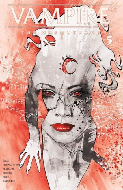 Vampire: The Masquerade (Vault Comics) #5C Comic Book [Foil Cover]
