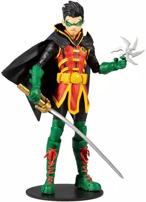 McFarlane Toys DC Multiverse Robin Action Figure [Damien Wayne]