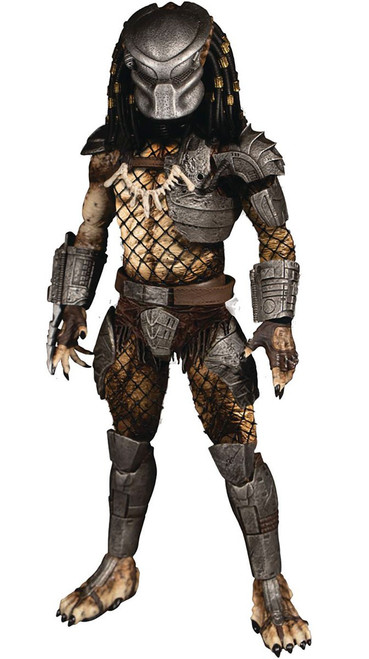 One:12 Collective Deluxe Edition Predator Action Figure [Light-Up Bio Helmet!] (Pre-Order ships August)