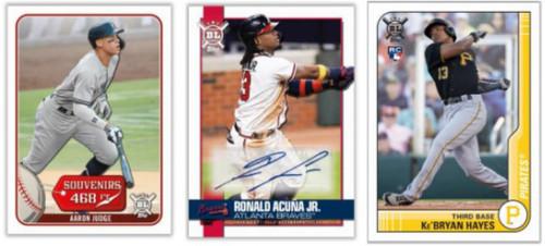 MLB Topps 2021 Big League Baseball Trading Card VALUE Pack [36 Cards] (Pre-Order ships July)