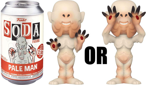 Funko Pan's Labyrinth Vinyl Soda Pale Man Limited Edition of 12,500! Vinyl Figure [1 RANDOM Figure! Look For The Rare Chase!] (Pre-Order ships March)