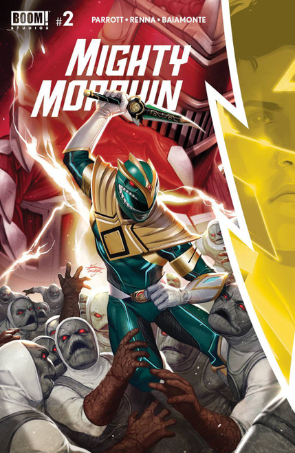 Boom Studios Mighty Morphin #2 Comic Book [Cover A]