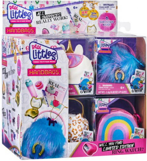Shopkins Real Littles Handbags Series 2 Mystery Box [10 Packs]