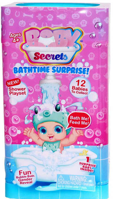 Baby Secrets Bathtime Surprise Mystery Pack (Pre-Order ships February)