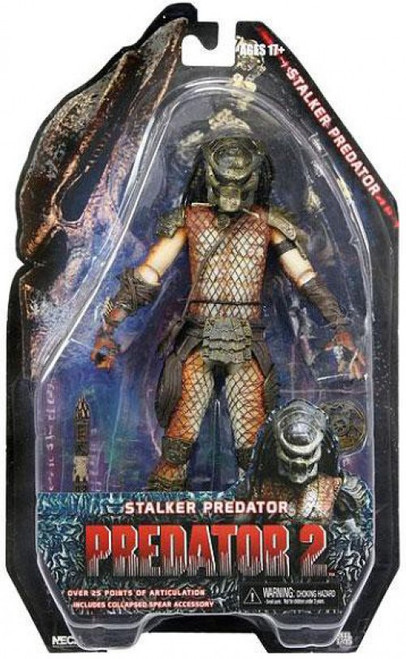 NECA Predator 2 Series 5 Stalker Predator Action Figure [Loose]