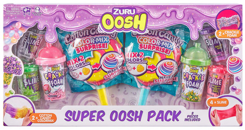Cotton Candy Super Oosh Pack