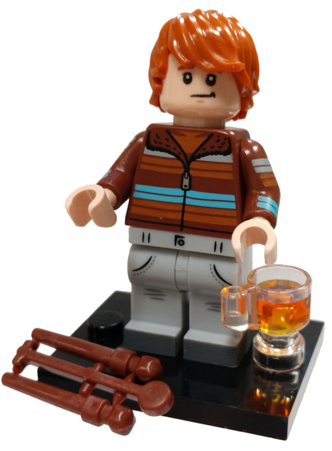 LEGO Harry Potter Series 2 Ron Weasley Mystery Minifigure [Loose]