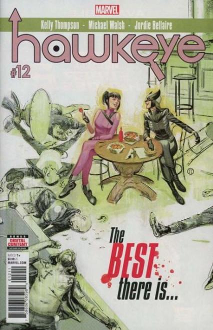 Marvel Hawkeye, Vol. 5 #12 Comic Book