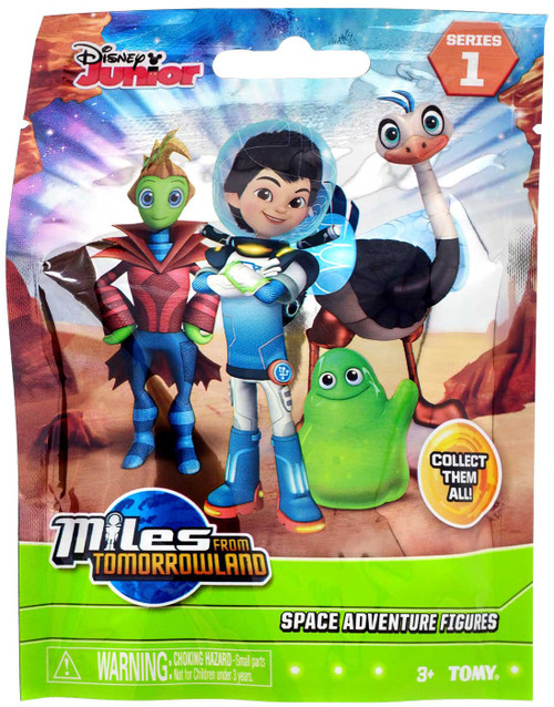 Miles From Tomorrowland Disney Junior Series 1 Space Adventure Figures Mystery Pack
