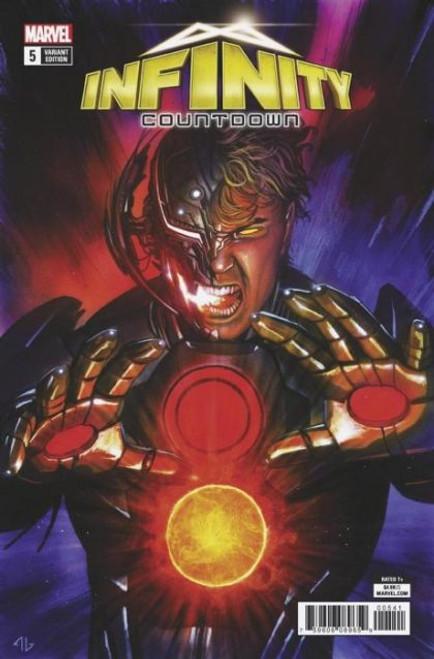 Marvel Infinity Countdown #5D Comic Book
