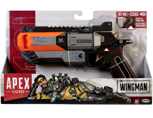 Apex Legends Wingman Pistol Roleplay Toy (Pre-Order ships September)