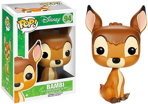 Funko POP! Disney Bambi Vinyl Figure #94 [Damaged Package]