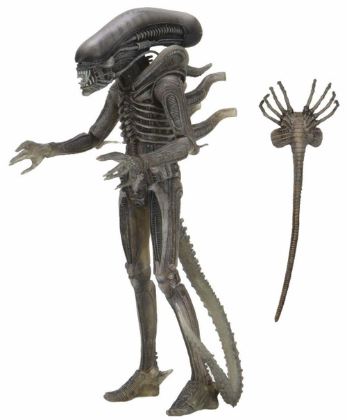 NECA 40th Anniversary Big Chap Alien Xenomorph Action Figure [Version 2] (Pre-Order ships May)