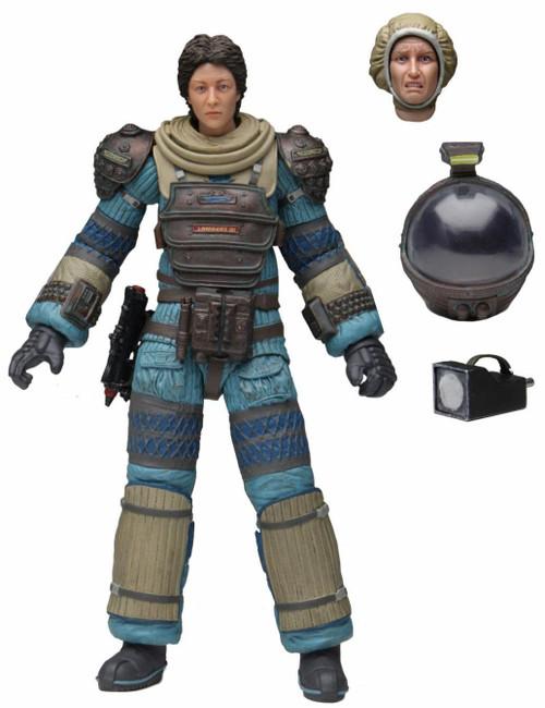 NECA Alien 40th Anniversary Lambert Action Figure [Compression Suit]