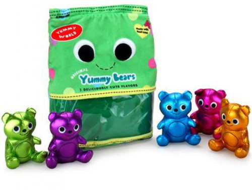 Yummy World Yummy Bears Large Plush (Pre-Order ships April)
