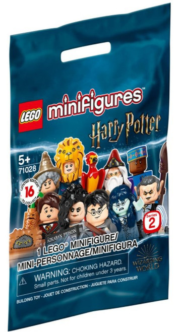 LEGO Series 2 Harry Potter Mystery Pack #71028