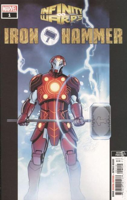 Marvel Infinity Warps: Iron Hammer #1D Comic Book