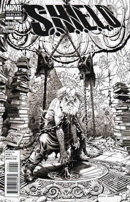S.H.I.E.L.D., Vol. 1 (Marvel) #2D Comic Book