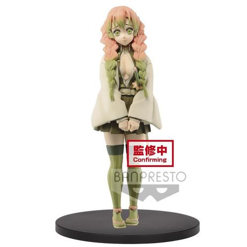Demon Slayer: Kimetsu no Yaiba Mitsuri Kanroji 6.3-Inch Collectible PVC Figure [Version B] (Pre-Order ships June)
