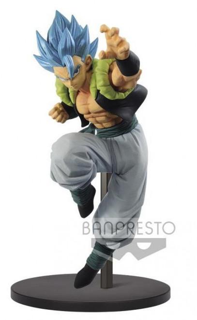 Dragon Ball Super - Broly Movie FES!! Super Saiyan Blue Gogeta 8-Inch Collectible PVC Figure