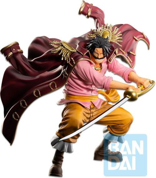 One Piece Ichibansho Gol D. Roger 5.9-Inch Statue [Legends Over Time] (Pre-Order ships June)
