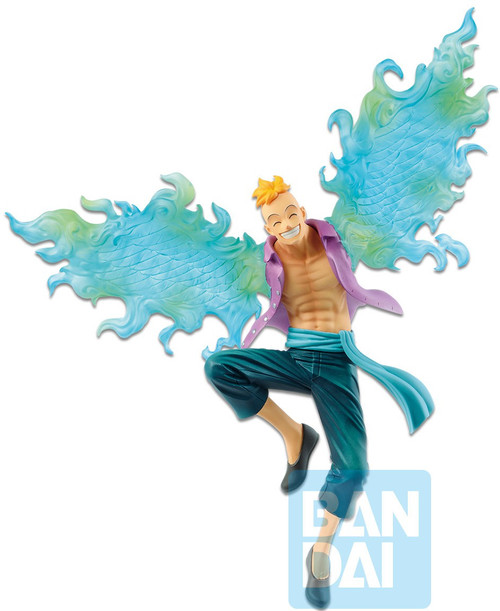 One Piece Ichibansho Marco 4.7-Inch Statue [Legends Over Time] (Pre-Order ships June)