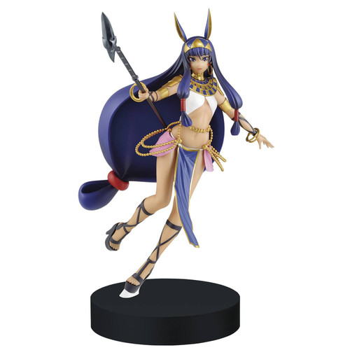 Fate/Grand Order: Divine Realm of the Round Table Nitocris 9-Inch Collectible PVC Figure [Caster] (Pre-Order ships June)