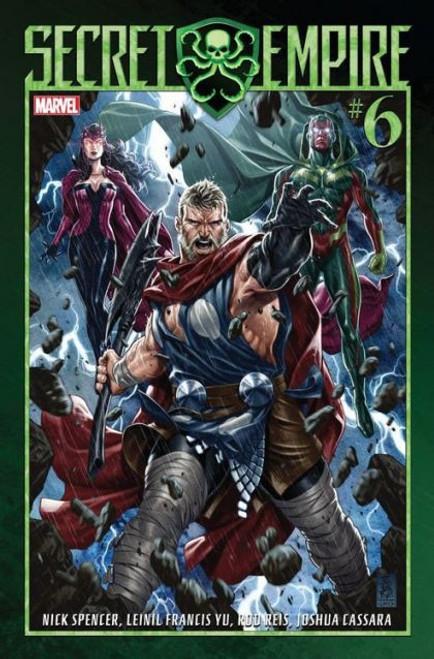 Marvel Secret Empire #6A Comic Book