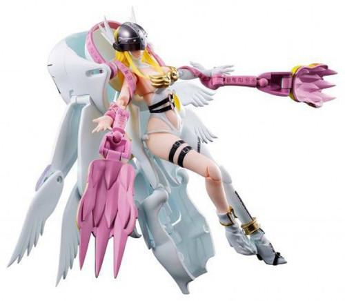 Digimon Adventure Digivolving Spirits Angewomon Action Figure #04 [Damaged Package]
