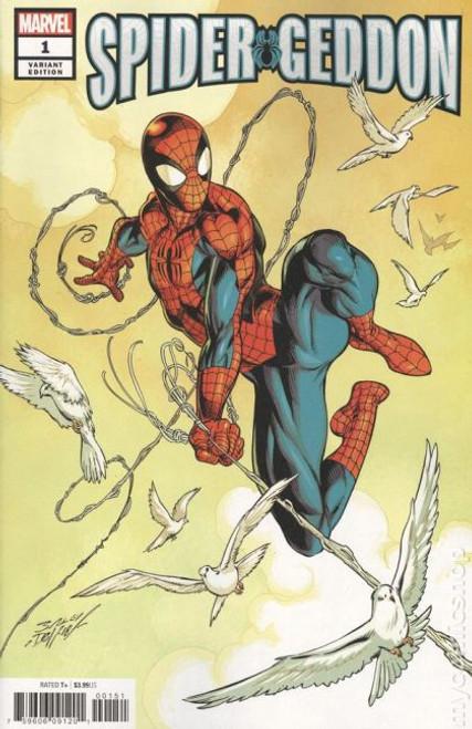 Marvel Spider-Geddon #1E Comic Book