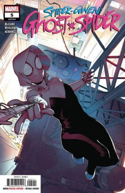 Marvel Spider-Gwen: Ghost Spider #5A Comic Book