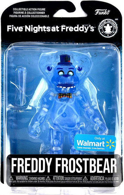 Funko Five Nights at Freddy's Special Delivery Freddy Frostbear Exclusive Action Figure