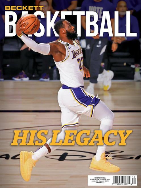 Beckett Vol. 31 Basketball Magazine No. 12