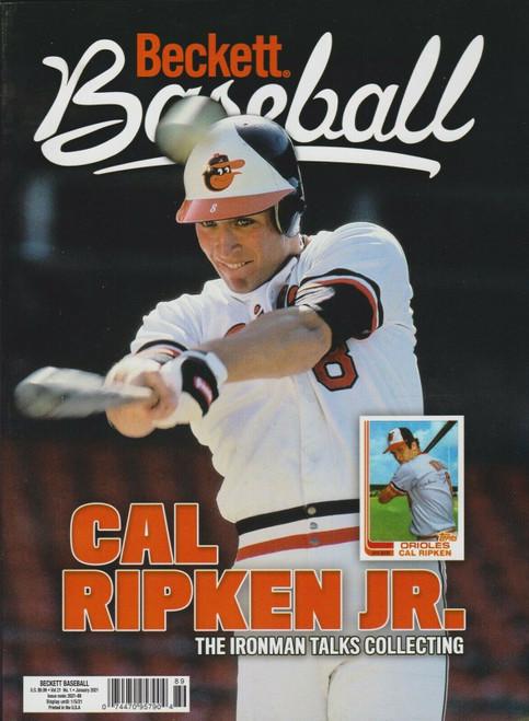 Beckett Vol. 21 Baseball Magazine No. 1