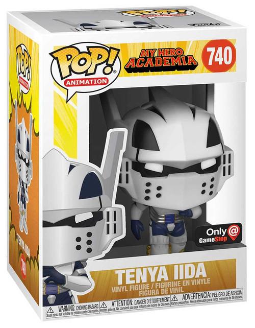 Funko My Hero Academia POP! Animation Tenya Iida Exclusive Vinyl Figure #740