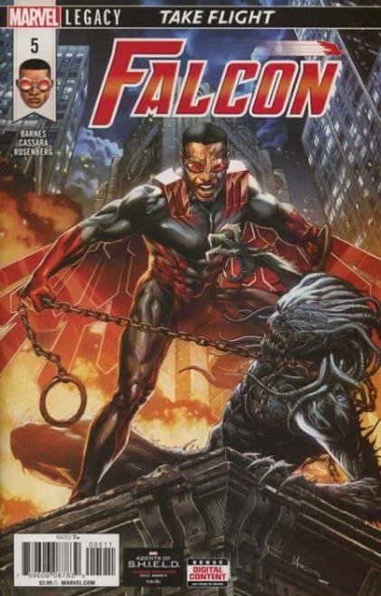 Marvel Falcon, Vol. 1 #5 Comic Book
