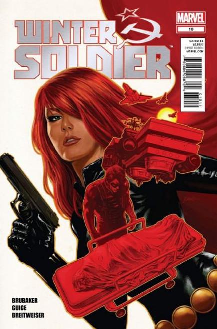 Marvel Winter Soldier, Vol. 1 #10 Comic Book