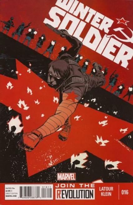 Marvel Winter Soldier, Vol. 1 #16A Comic Book