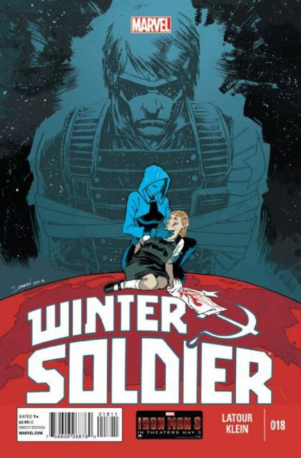 Marvel Winter Soldier, Vol. 1 #18A Comic Book