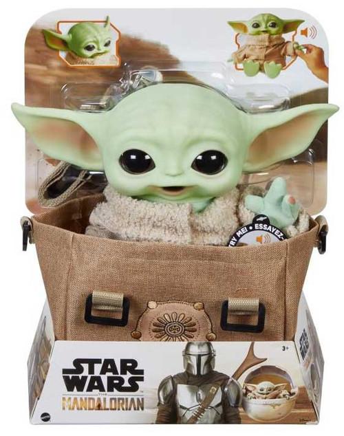Star Wars The Mandalorian The Child (Baby Yoda / Grogu) Premium Bundle 11-Inch Plush (Pre-Order ships June)