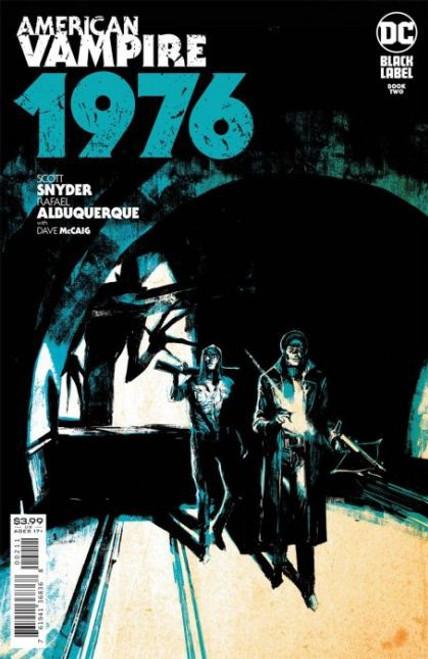 DC Comics American Vampire 1976 #2A Comic Book