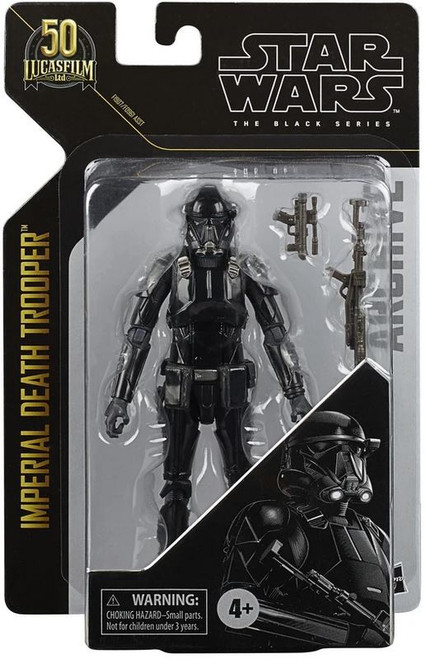 Star Wars Black Series Archive Wave 2 Death Trooper Action Figure (Pre-Order ships )