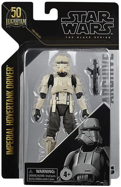 Star Wars Black Series Archive Wave 2 Tank Commander Action Figure