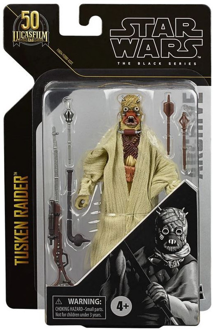 Star Wars Black Series Archive Wave 2 Tusken Raider Action Figure (Pre-Order ships April)