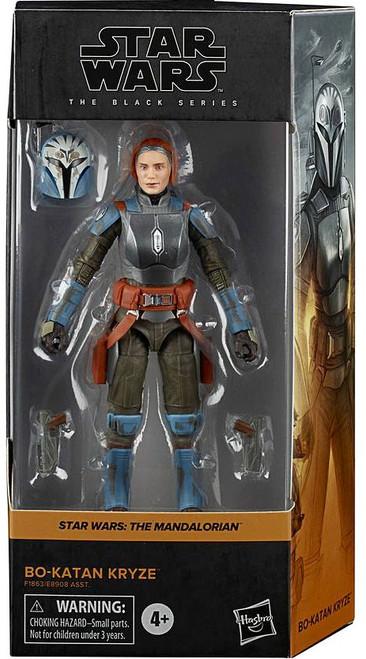Star Wars The Mandalorian Black Series Wave 4 Bo-Katan Kryze Action Figure (Pre-Order ships May)
