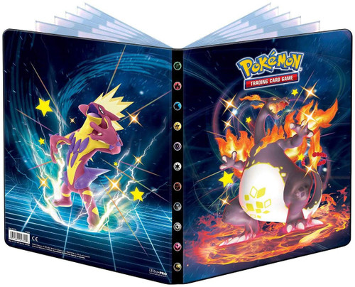 Ultra Pro Pokemon Trading Card Game Shining Fates 9-Pocket Portfolio (Pre-Order ships February)